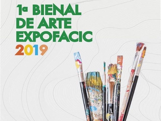 1ª Bienal de Arte Expofacic 2019