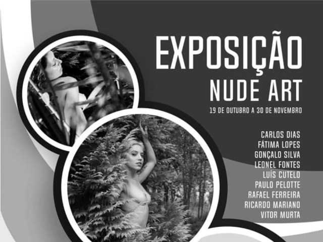 Exposição Nude Art