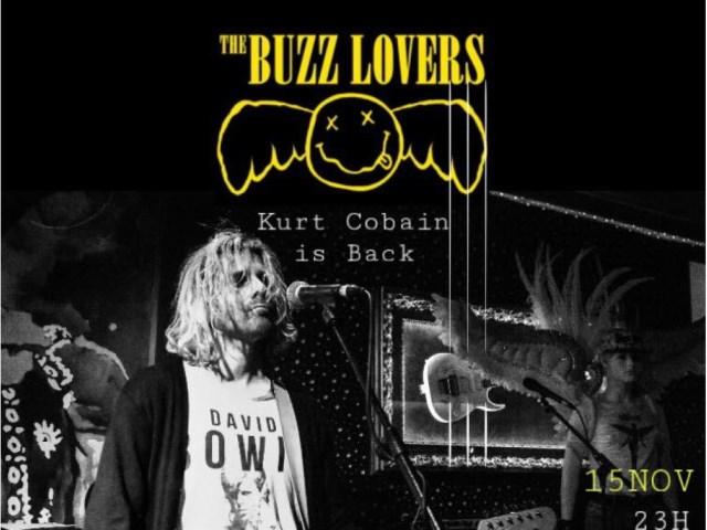 The Buzz Lovers | Banda tributo a Nirvana